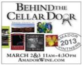 Behind the Cellar Door